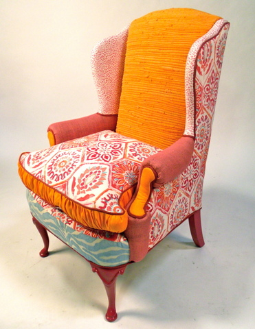 Archived Chair Collection Happy Chair By Shawna Robinson